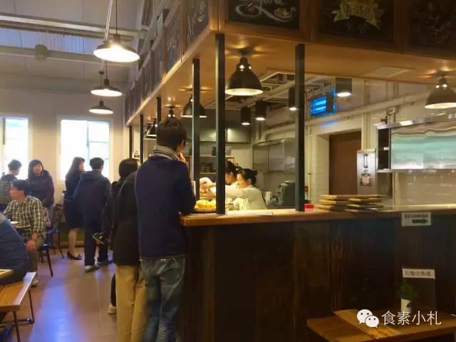 [新聞] 這是一家開在香港警署食堂裡的素食餐廳